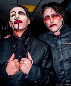 Marilyn Manson - Tyler Bates